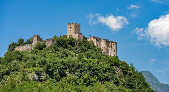 Soggiorni in castello in Trentino Alto Adige