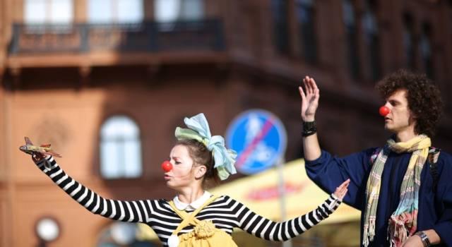 Migliori feste e sagre di settembre: Clown & Clown Festival