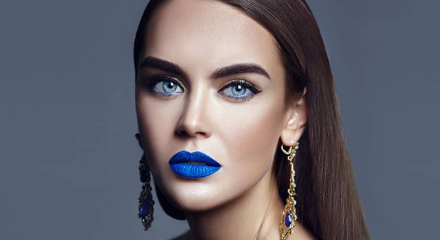 Rossetti blu cosa evitare