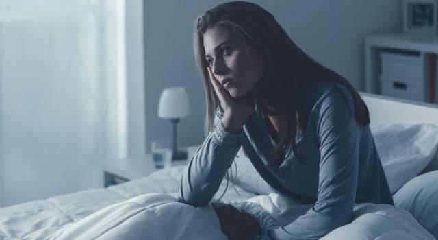 Ansia: una delle principali cause di insonnia