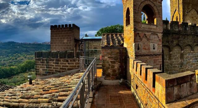 Soggiorni in castello in Umbria