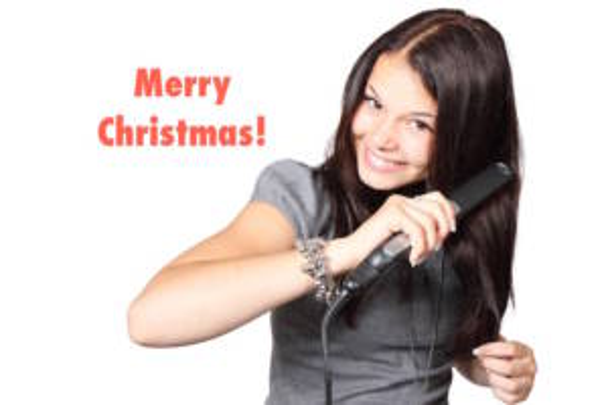 Acconciature Natale
