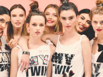 MY TWIN Twin Set: in arrivo la nuova linea sporty-chic di Simona Barbieri