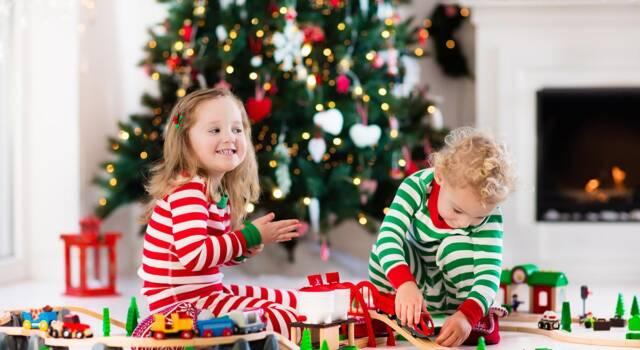 I giochi natalizi per bambini