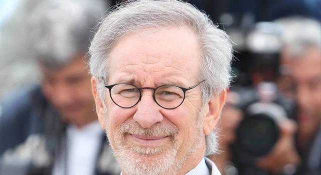 I 70 anni di Spielberg