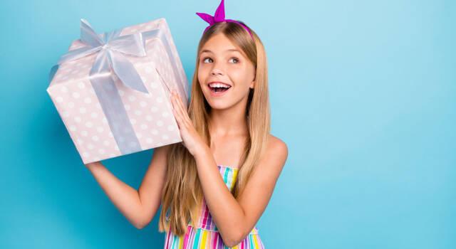 Natale: le idee regalo per una bambina di 10 anni