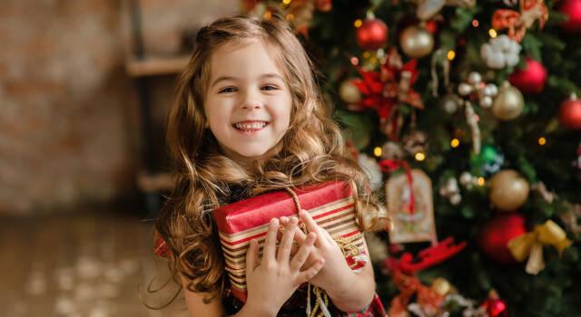 Natale: le idee regalo per bambine di 6 anni