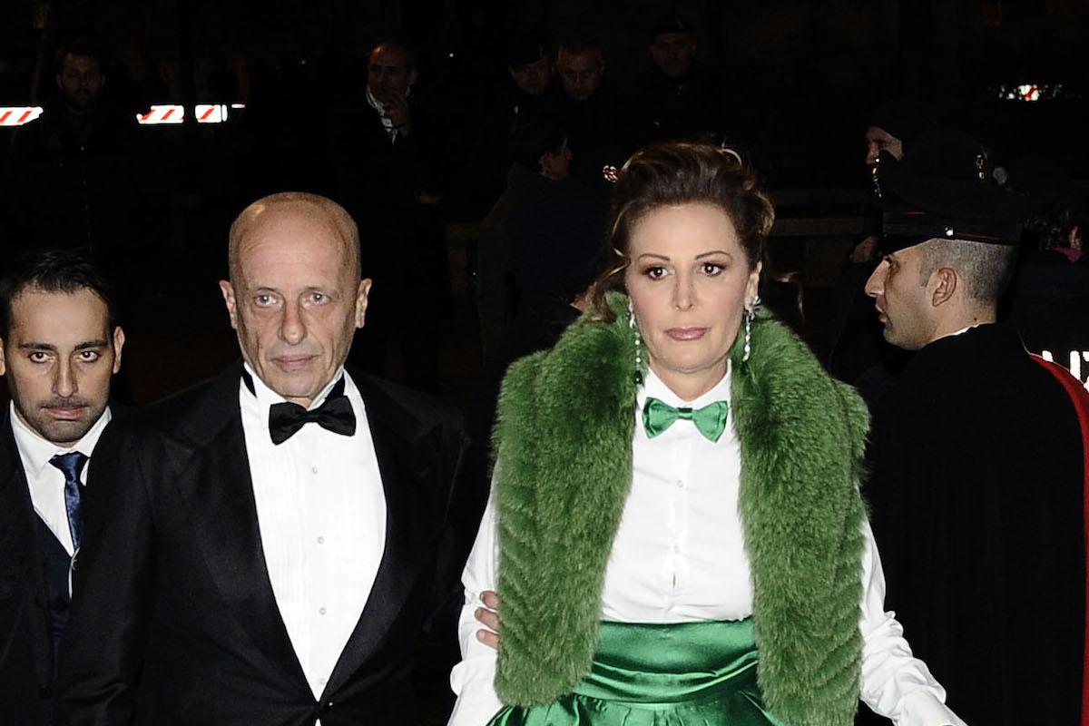 Alessandro Sallusti e Daniela Santanchè