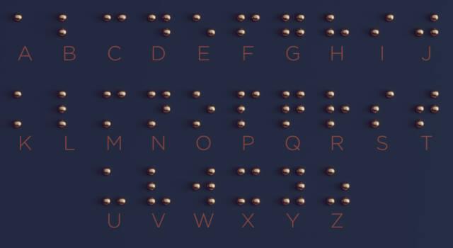 4 Gennaio: la giornata mondiale dell'alfabeto Braille