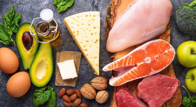 Come funziona la dieta chetogenetica
