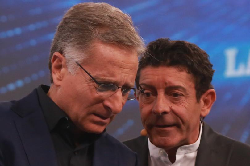 CS LUCA LAURENTI e PAOLO BONOLIS