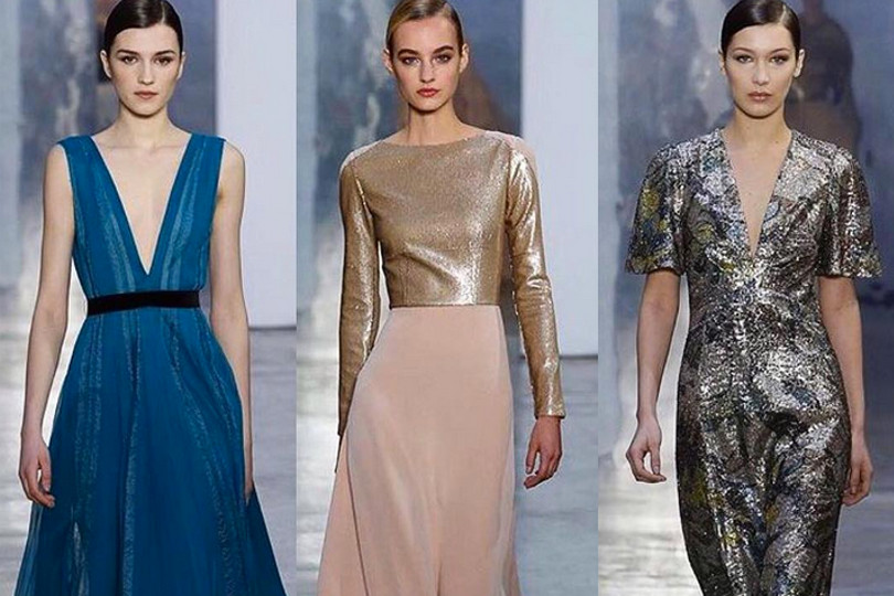 Carolina Herrera sfilata New York Fashion Week