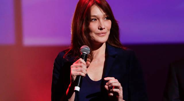 Carla Bruni svela il segreto del suo matrimonio con Nicolas Sarkozy…