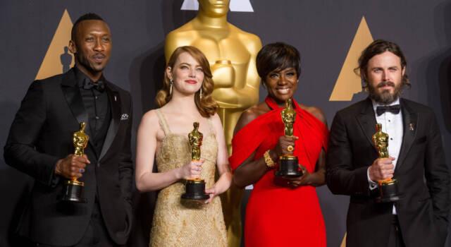 Gli attori candidati agli Oscar 2017