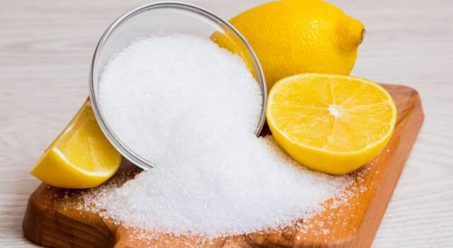 Dove comprare l'acido citrico?