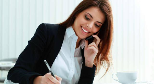 Quanto guadagna una segretaria?
