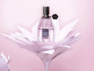 Viktor and Rolf eau de parfum: ecco la nuova fragranza Flowerbomb Bloom