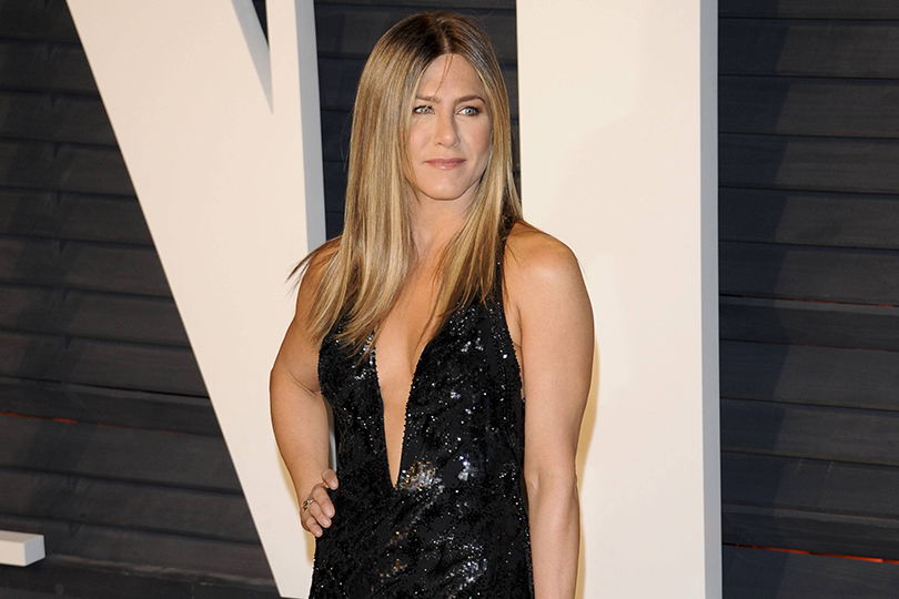 Jennifer Aniston, 50 anni e sembrare ancora la Rachel di Friends