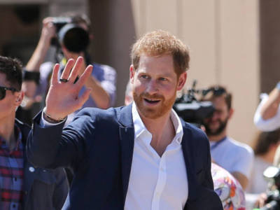 Il Principe Harry torna nel Regno Unito: ma Meghan…