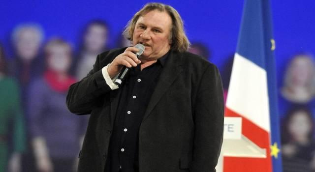 Gerard Depardieu shock: una ragazza lo accusa di violenza