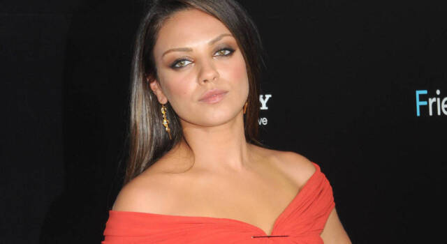 Chi è la bella attrice Mila Kunis