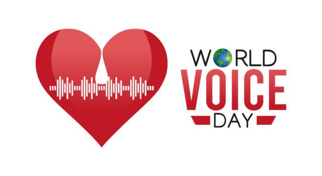 16 aprile, Giornata mondiale della voce