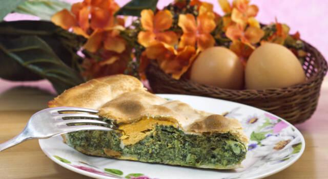 Le ricette di Pasqua: la tradizionale Torta Pasqualina della Liguria
