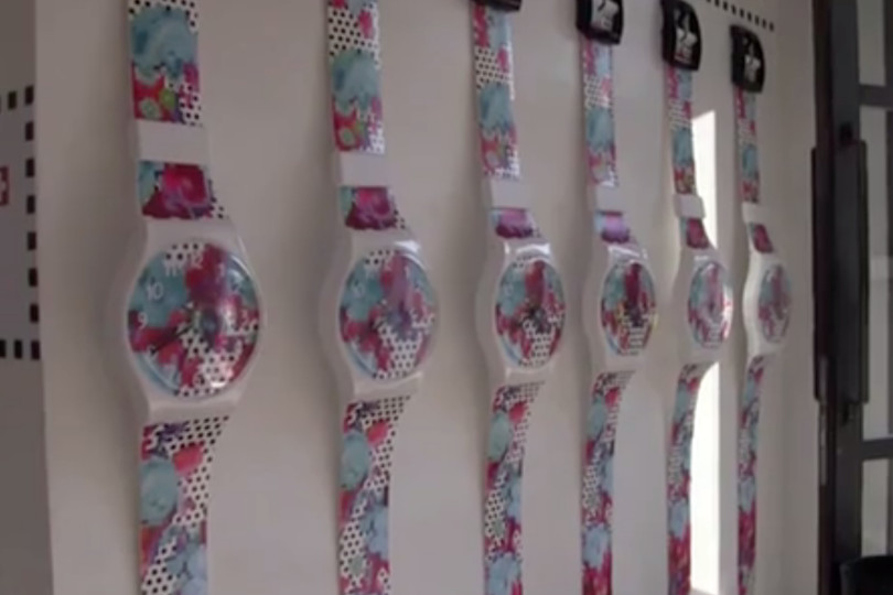 Paola Navone per Swatch