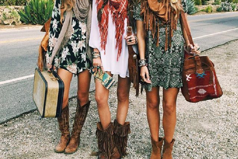 Tendenza boho estate 2017