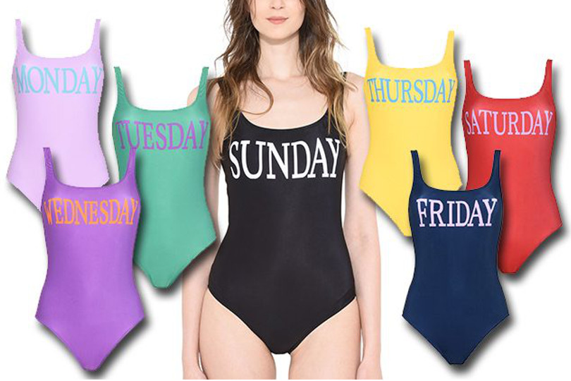 Alberta Ferretti beachwear