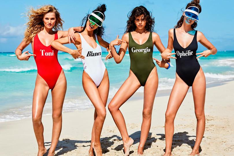 Calzedonia beachwear per l 39 estate 2017 arrivano i costumi personalizzati - Costumi da bagno estate 2017 ...