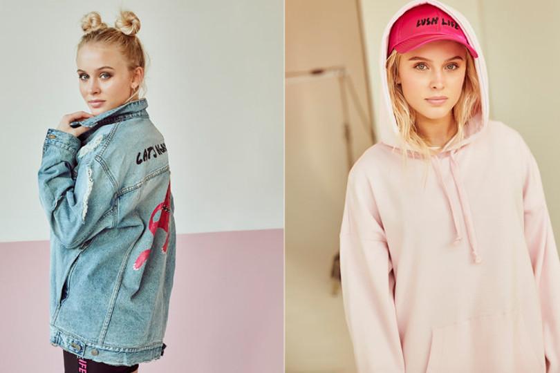 H&M e Zara Larsson