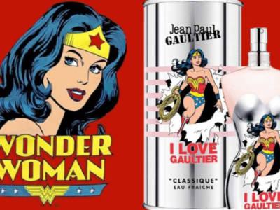 Jean Paul Gaultier profumi: ecco la nuova super fragranza Wonder Woman