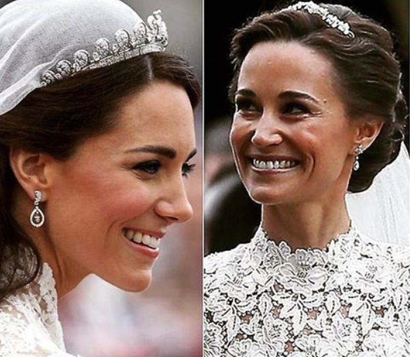 Kate e Pippa Middleton