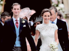 Pippa Middleton e James Mattews
