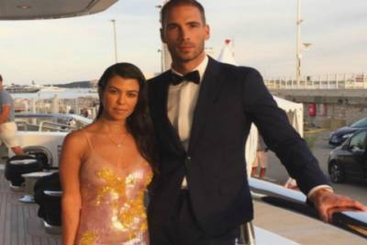 Curiosità su Kourtney Kardashian, che ha stupito tutti a Cannes 2017