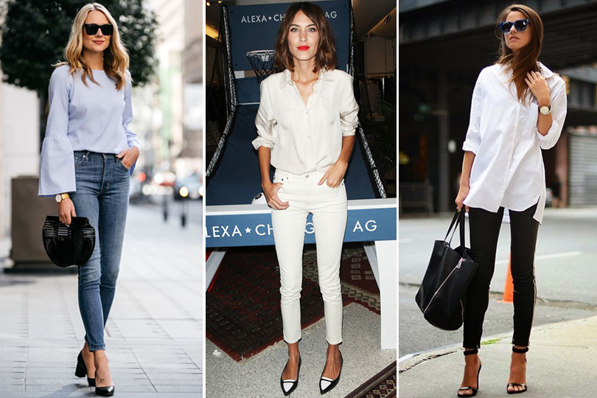 Le scarpe giuste per i jeans skinny: i modelli da scegliere