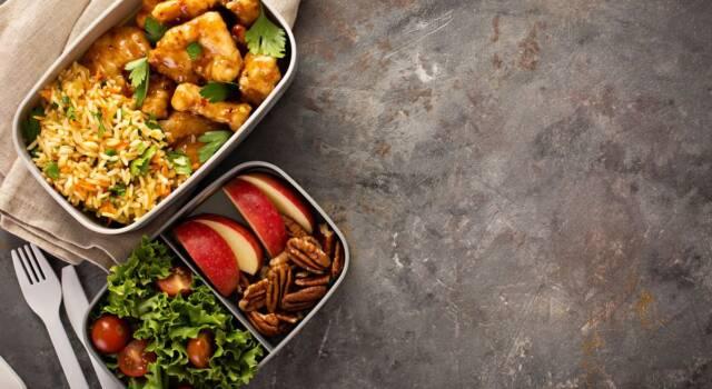 Cosa sono i Lunch Box? Un organizzatissimo pranzo da casa