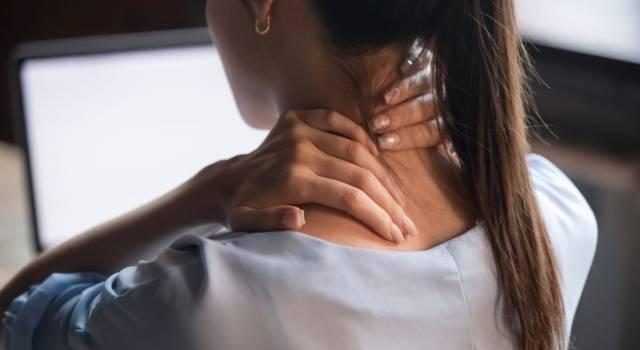 Trucchi e consigli della nonna per liberarsi del torcicollo