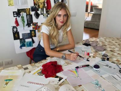 Chiara Ferragni per Intimissimi: la nuova designer di Intimissimi on Ice 2017