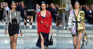 Versace primavera estate 2018
