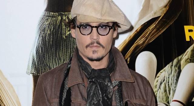 Johnny Depp magrissimo: ecco svelato il motivo…