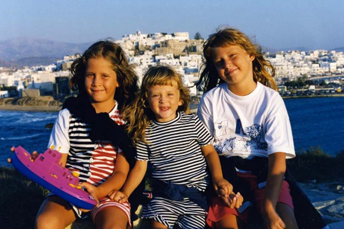 Chiara Ferragni e le sorelle