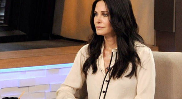 Courtney Cox: da Friends all'abuso di chirurgia, al pentimento