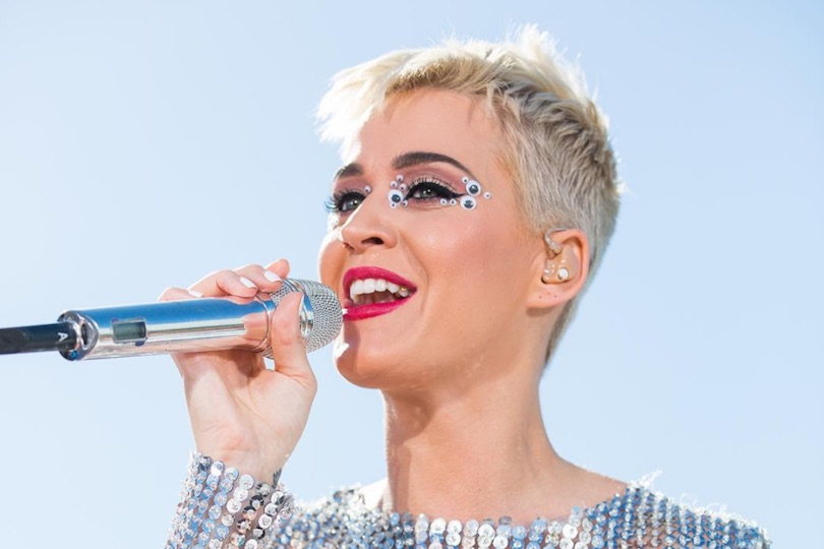 abitudini più strane Katy Perry
