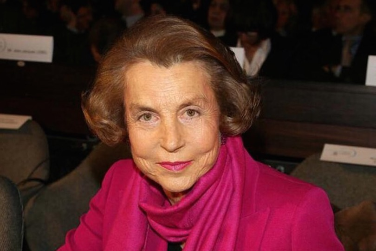donne più ricche Liliane Bettencourt