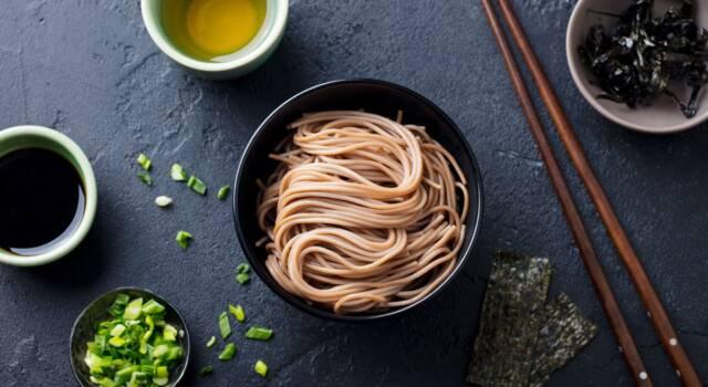 Vantaggi della dieta giapponese