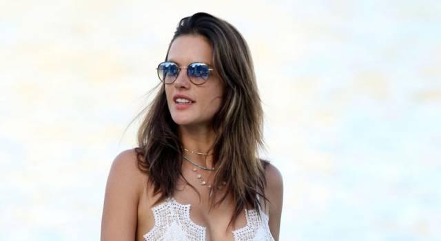 12 cose che non sai su Alessandra Ambrosio, la supermodella brasiliana di Victoria's Secret