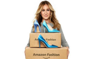 Amazon e Sarah Jessica Parker
