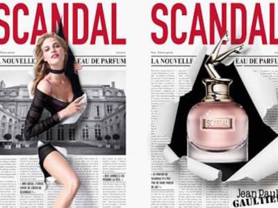 Jean Paul Gaultier Scandal: in arrivo la nuova fragranza sexy e sfacciata